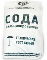 Сода кальценировання в мешках