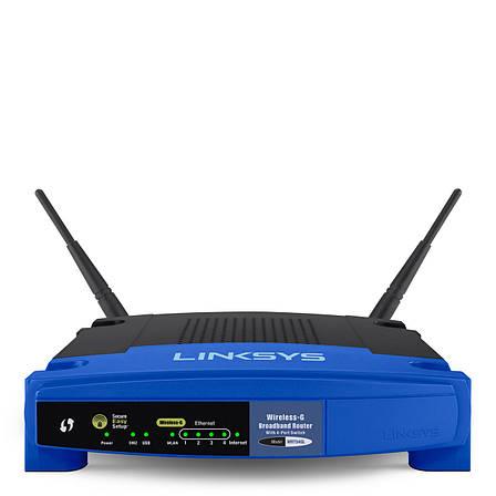 Роутер LINKSYS WRT54GL / G Wireless роутер, фото 2