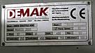 Многопил Demak New Shuttle 400 бу, сечение распила 400*160, фото 8