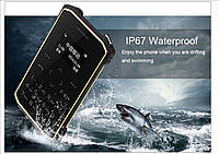 Iman  S1 Pro противоударный водонепроницаемый  телефон кардфон