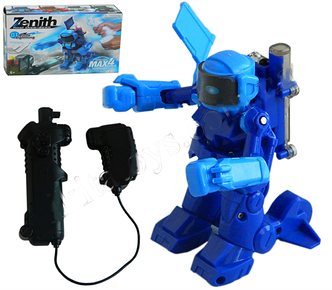 """Робот """"Zenith"""" 9103-1/2/3/4 на радиоуправлении, Музыкальный робот"""