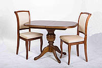 Стол обеденный, раскладной Триумф деревянный