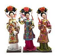 Кукла Китаянка фарфоровая