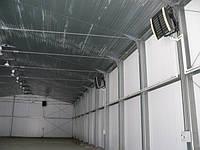Отопление Склада, фото 1