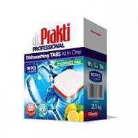 Таблетки для посудомоечной машины Dr.Prakti 90 + 15 шт.