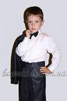 Школьная форма для мальчика черный цвет