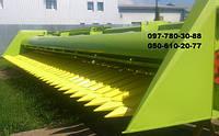 Жатка для уборки подсолнечника  Sunfloro - 6,1 - 7,4 - 9,2 м