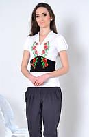 Женская футболка с изюминкой