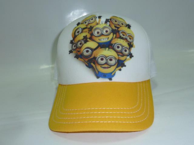 Летняя кепка Миньоны