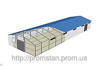 Проектирование, производство и монтаж БМЗ построить склад, ангар, цех, зернохранилище