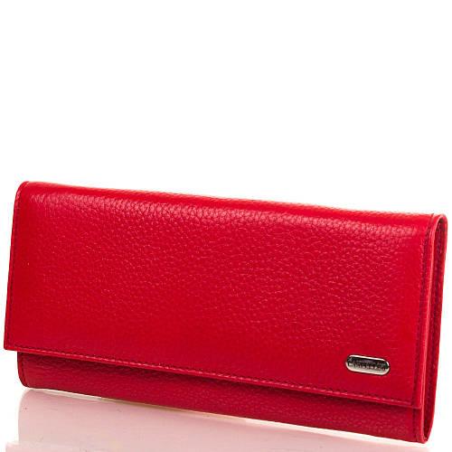 Элегантный женский кожаный кошелек CANPELLINI (КАНПЕЛЛИНИ) SHI2030-1FL