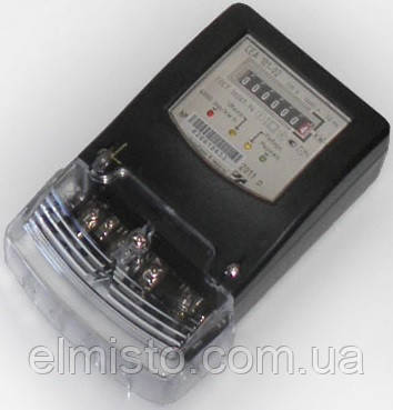 Электросчетчик СЕА 101-02 5(60)А 143/253В однофазный, 2-х элементный, кл.точн.1