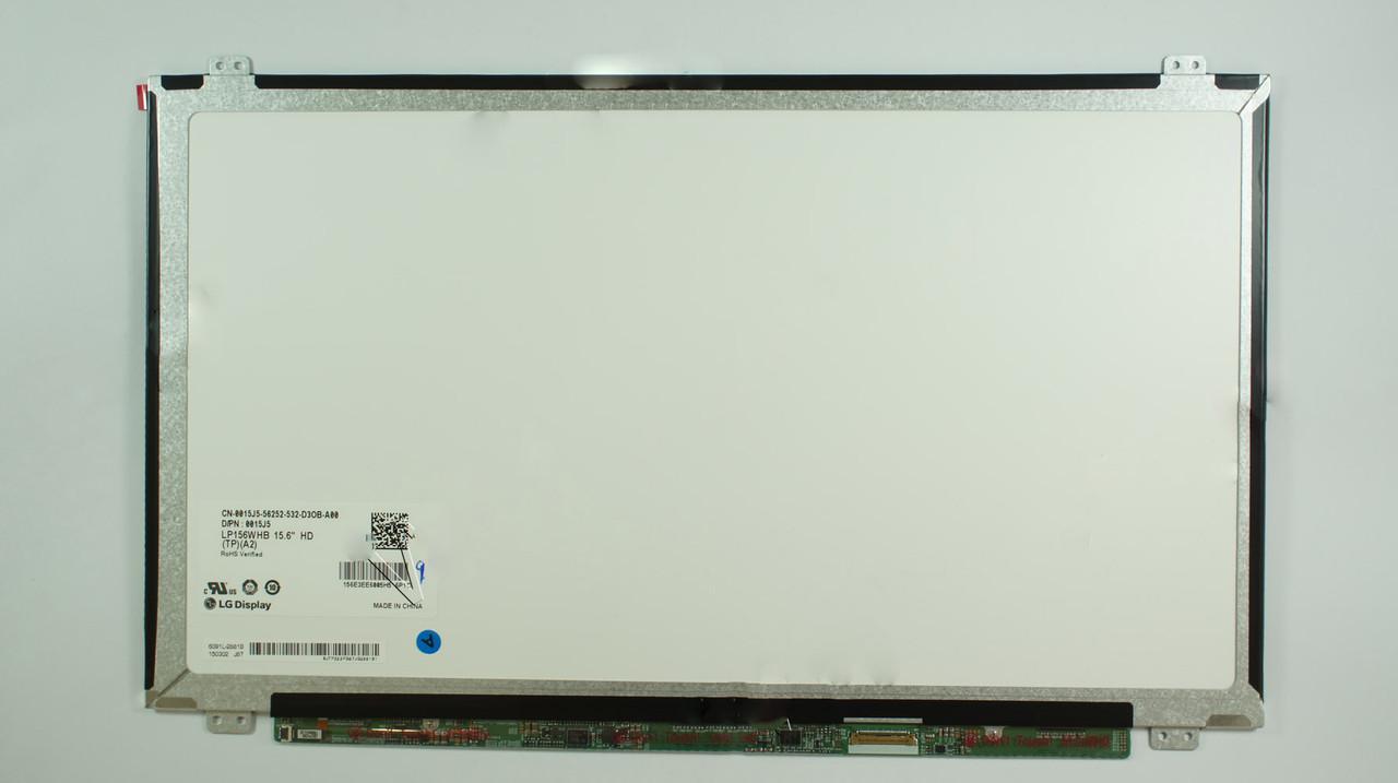 "Матрица 15.6"" LP156WHB-TPA2 (1366*768, 30pin(eDP), LED, SLIM(вертикальные ушки), глянец, разъем справа внизу)"