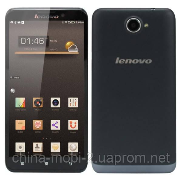 """Смартфон Lenovo S939 Octa Core 6"""" Black"""