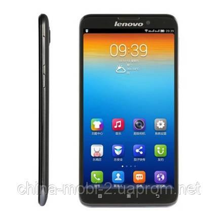 "Смартфон Lenovo S939 Octa Core 6"" Black, фото 2"