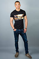 Мужская футболка Olis-Style №24, фото 1