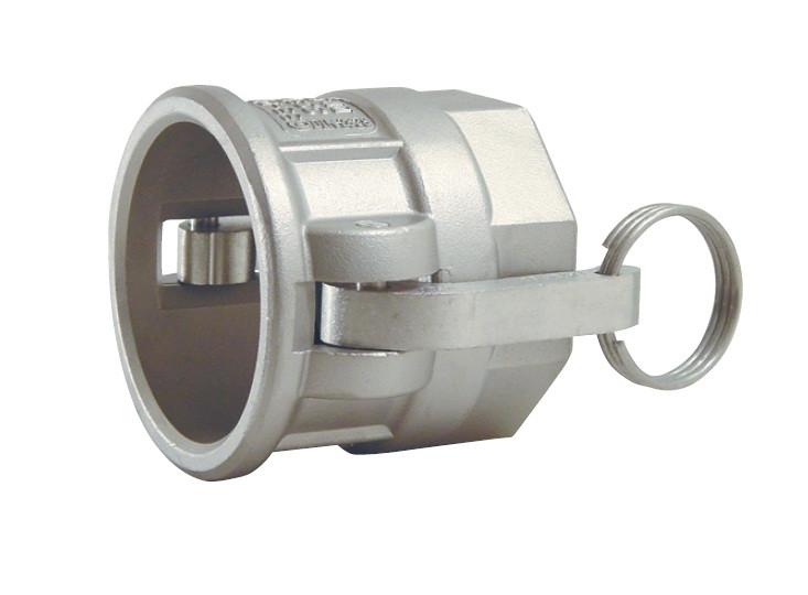 """Быстроразъёмное соединение Camlock 2 1/2"""" тип D нерж. сталь - РВД Мастер в Запорожье"""