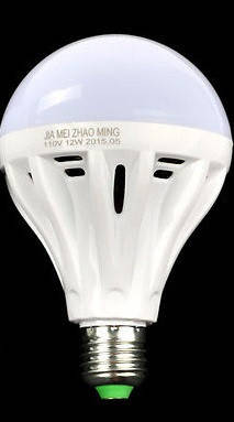 Светодиодная лампа 12W 12V E27 1035Lm 6000K