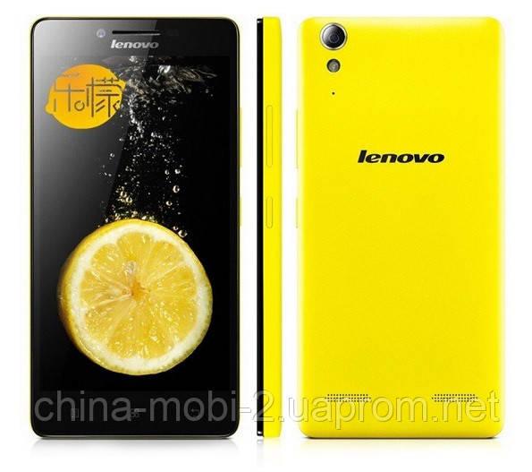 Смартфон Lenovo K30-T 2+16GB Yellow