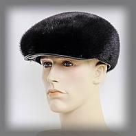 Меховая шапка мужская из норки (Кепка)