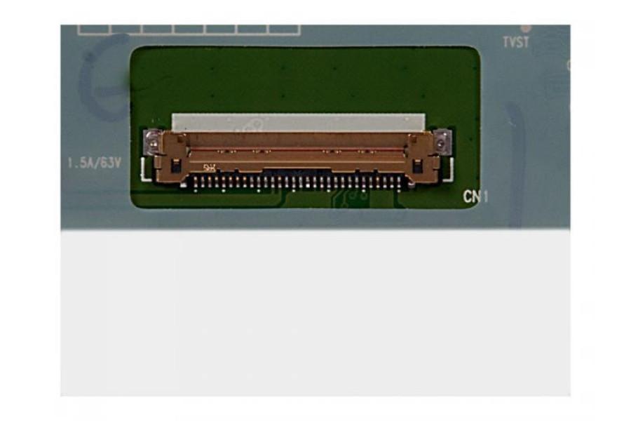 """Матрица 17.3"""" B173RTN01.1 (1600*900, 30pin(eDP), LED, NORMAL, глянцевая, разъем слева внизу) для ноутбука"""