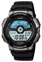 Мужские японские часы CASIO  AE-1100W-1A