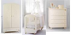 Комплект мебели для детской комнаты Baby Expert Butterfly