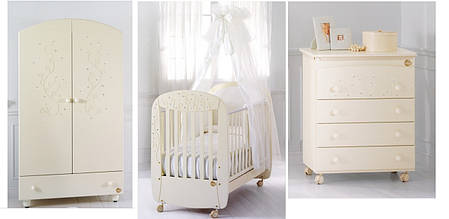 Комплект мебели для детской комнаты Baby Expert Butterfly, фото 2