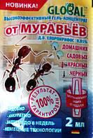 Гель-концентрат 2мл. Global от муравьев