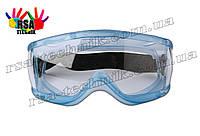 Очки защитные закрытого типа (прозрачные)