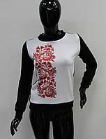 Модный женский свитшот