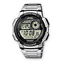 Мужские японские часы CASIO  AE-1000WD-1A, фото 1