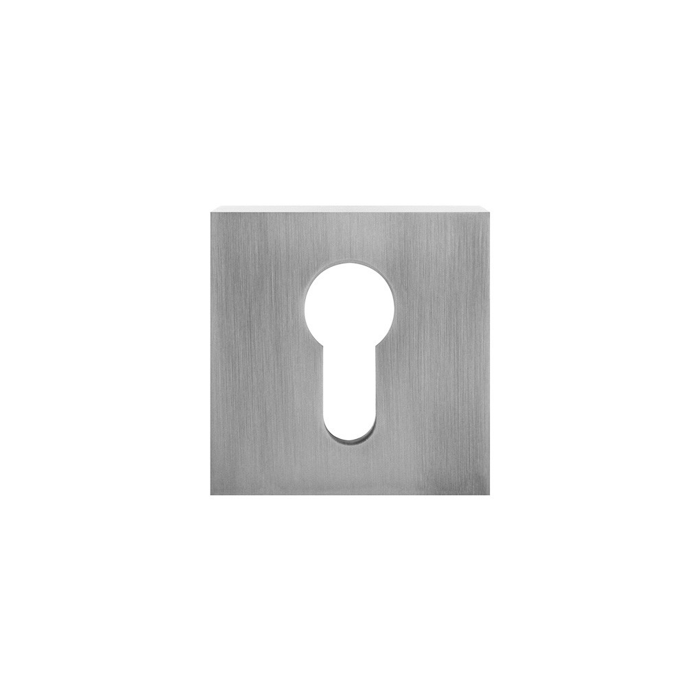 Накладка квадратная под ключ 15Е