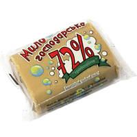 УКРПРОМ Хозяйственное мыло традиционное 72% Цветная упаковка (180 г)