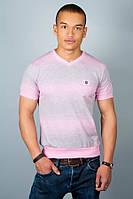 "Мужская футболка Olis-Style ""Полоска"", фото 1"