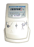 Однофазный однотарифный электросчетчик ЦЭ 6807Б-U K 1 220В, 5-60А М6Ш6, Энергомера