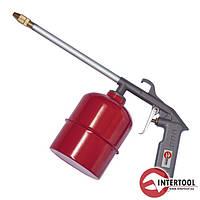 """Пистолет для распыления жидкостей пневмат. """"InTertool"""" (PT-0704)"""