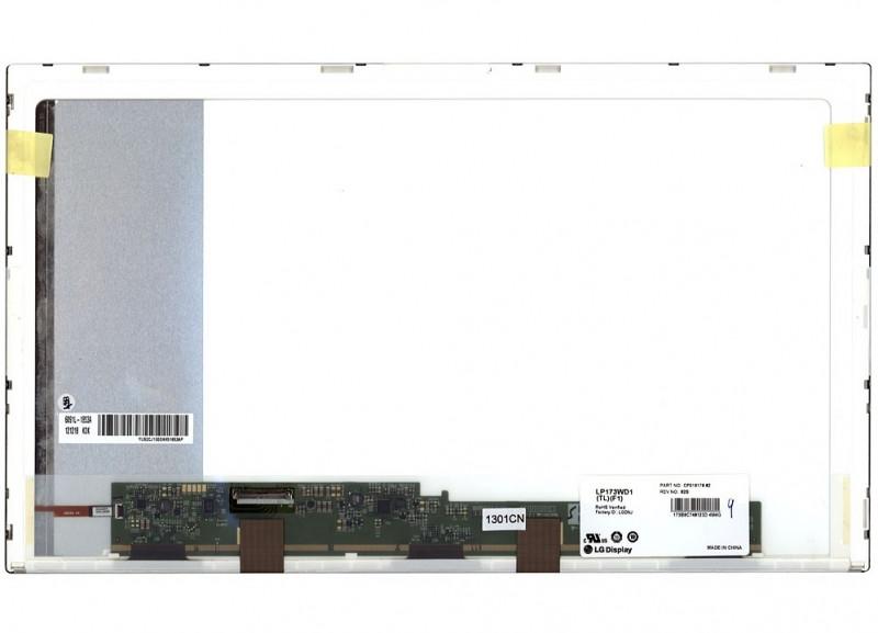 "Матрица 17.3"" LP173WD1-TLF1 (1600*900, 40pin, LED, NORMAL, матовая, разъем слева внизу) для ноутбука"