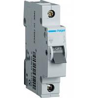 Автоматический выключатель HAGER In=10 А, 1п, С, 6 kA