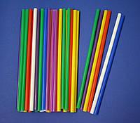 Трубочки для коктейлей Фреш микс 8 мм 25см 500 шт/уп