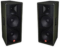 Аренда акустической системы (топы) EVM 2 х 500Вт