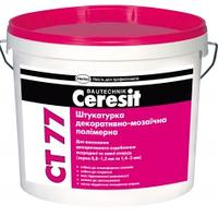 Штукатурка Ceresit силиконовая декоративная