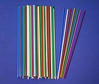 Трубочки для коктейлей Мохито микс 21 см 500 шт/уп