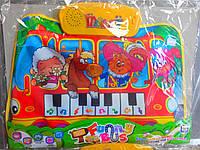Музыкальный коврик  LX6239A/B/6238B (3 вида), фото 1
