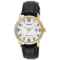 Мужские японские часы CASIO  MTP-V002GL-7B