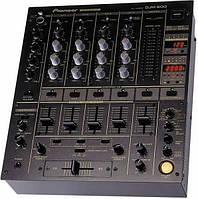 DJ микшерный пульт Pioneer DJM-600