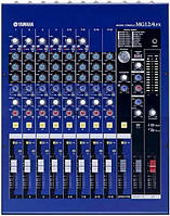 Прокат, аренда микшерного пульта Yamaha на 12 каналов (со встроенным процессором эффектов)