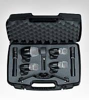 Комплект микрофонов для подзвучки барабанов Shure PG DMK6 Drum Kit