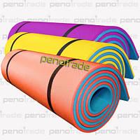 Кемпинг 16 коврик (матрас) каремат пенка для палаток и спальных мешков