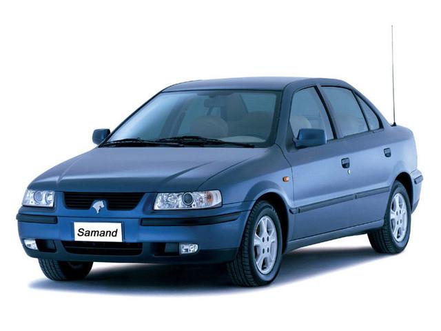 Peugeot Samand
